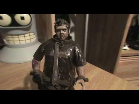 Turmoil In The Toybox - (Unreleased) NECA Cult Classics Zombie Ed Figure from Shaun of the Dead