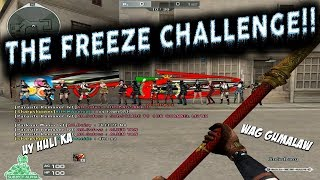 Crossfire PH 2018: THE FREEZE CHALLENGE!!