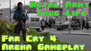 """ROYAL ARMY THUG LIFE"" - Far Cry 4 Gameplay Thumbnail"