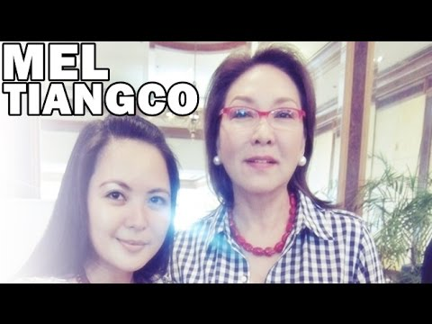 "MEL TIANGCO: ""SIMPLE LANG AKO EH"" INTERVIEW [TheWickeRmoss Fashion Ambush]"