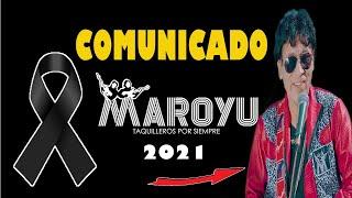 adiós fundador del grupo MAROYU