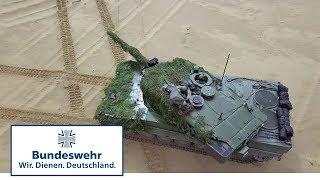 Bundeswehr in Litauen – unterwegs mit den Grenadieren