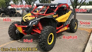 Can-Am Maverick X3 - Fantastic Vehicles 2018