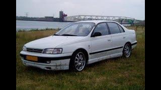 Тест-Драйв Toyota Carina E 1992