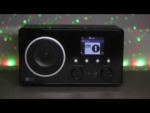 Ocean Digital WR282CD WiFi Internet Radio - Review