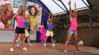 Живи активно 2014 - ежегодный IV спортивный летний фестиваль от Fitness House