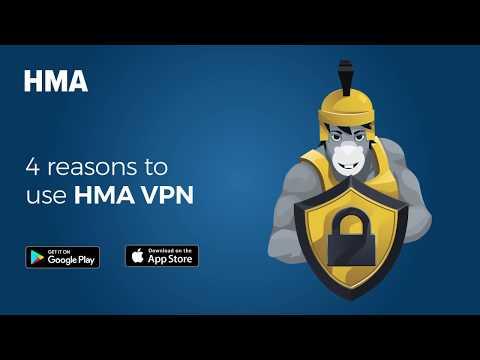 4 reasons to use HMA VPN