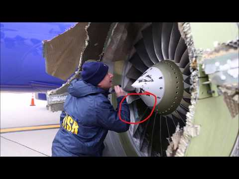 Southwest Airlines Flt#1380 17 April 2018 Update