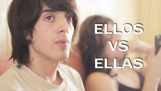 ELLOS VS ELLAS