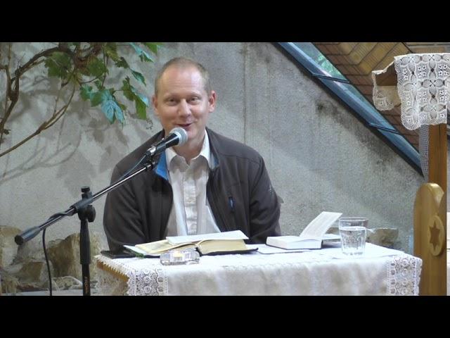2020.09.02. Ónodi István Bibliaóra - Megbékélés Háza Templom