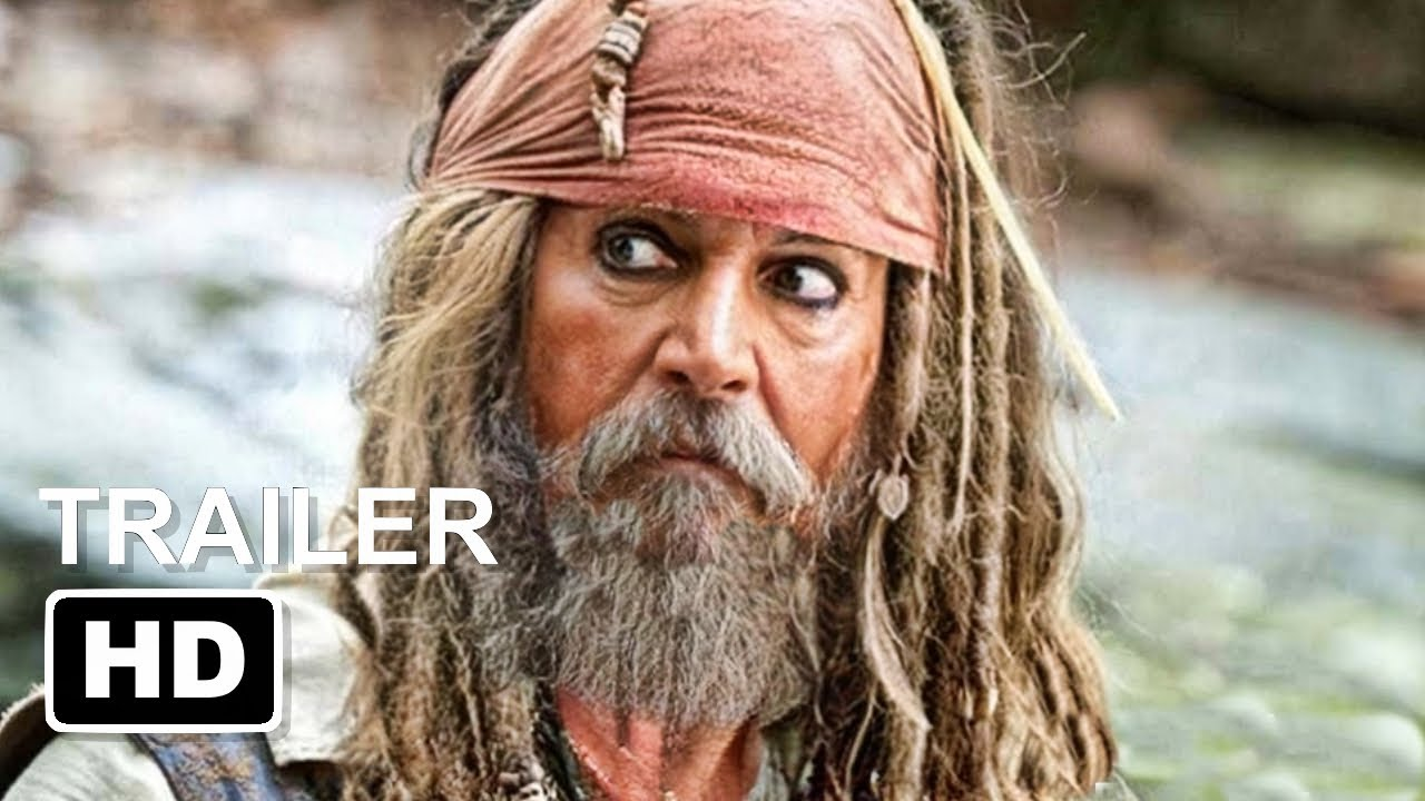 """Download Pirates Of The Caribbean 6: The Last Fight """"Teaser Trailer"""" (2022) Johnny Depp """"Concept"""""""
