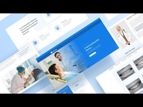 Introducing Dentro: A Modern Dental Joomla Template for Dentists and Dental Clinics thumbnail