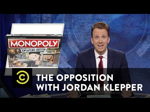 Monopoly's Tabletop Abomination - The Opposition w/ Jordan Klepper