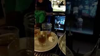 Bebidas en cámara lenta
