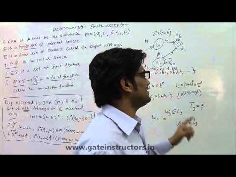 014 | Language Accepted by DFA (Deterministic Finite Automata) | Theory of Computation