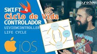 CICLO DE VIDA ViewController en iOS [TUTORIAL Swift] | Español | MoureDev by Brais Moure