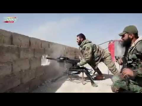 Siria en su hora crítica - escenas reales de combate en Ghouta 2