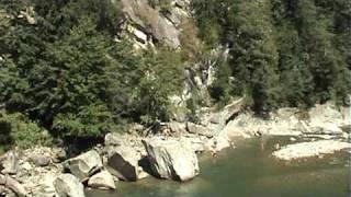 Яремче, водопад Пробой. Yaremche(Посетите вместе с нами красивейший водопад