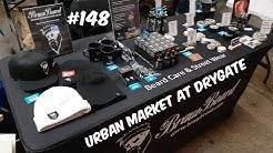 Urban Market at Drygate | Braw Beard | Vlog #148
