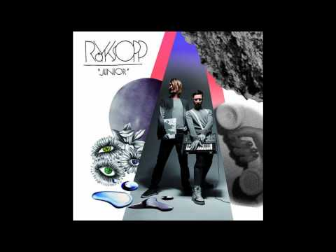 Royksopp - Happy Up Here