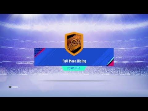 FULL MOON RISING SBC (CHEAPER THAN FUTBIN -NO LOYALTY ) - FIFA 19