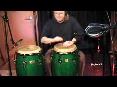 Basic Conga rhythms/variations