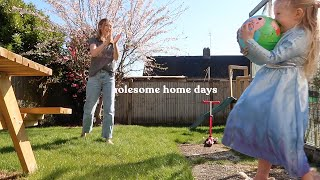 Wholesome Home Days | TWO DAY VLOG | Rhiannon Ashlee Vlogs