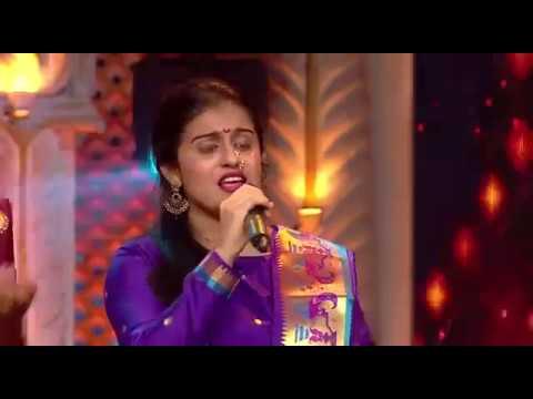Bappa morya re | bappa morya re | Charni thevito mathaa | ganpati song 2018 | new video |