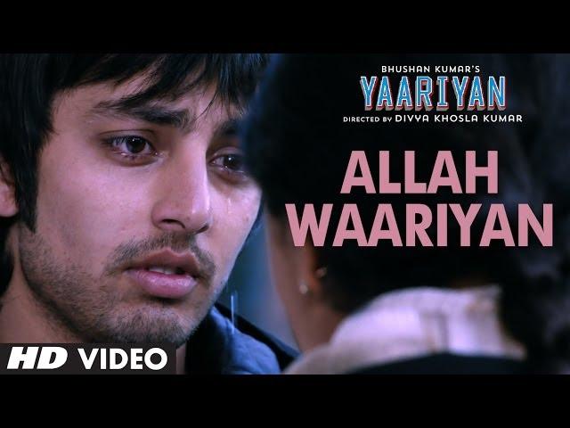 """Allah Waariyan"" Yaariyan Video Song | Himansh Kohli, Rakul Preet Singh | Releasing 10 January 2014"
