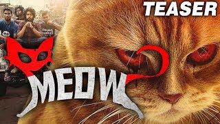 Meow (2018) Official Hindi Dubbed Teaser   Raja, Urmila Gayathri, Hayden, Baby Yuvina