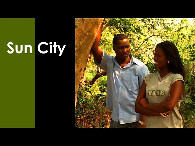 Sun City   The Martin And Adjeley Issue 1 | TV SERIES GHANA