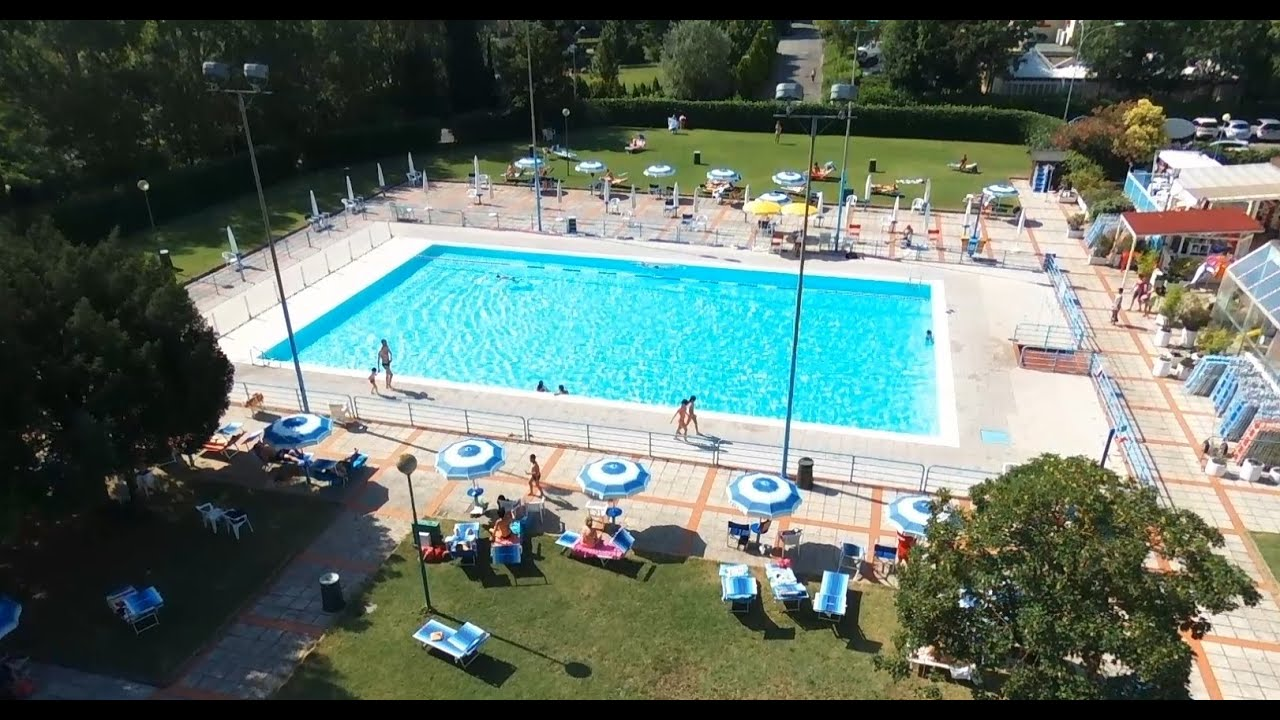 Piscina di Castel San Pietro Terme  Estate 2016  YouTube