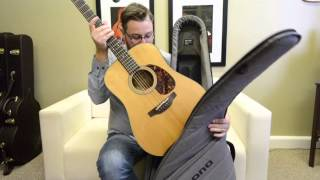 Mono Bag M80 Acoustic Guitar Sleeve Review