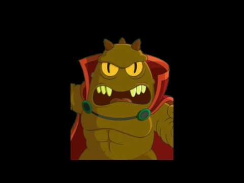 Maurice LaMarche as Lrrr  only
