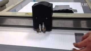 Aokecut@163.com Cardboard Paper Board Cutter Plotter Machine