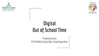 VPOST   Digital Out of School Time