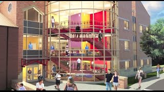Seton Hill University Joanne Woodyard Boyle Health Sciences Center Time-lapse Construction Video