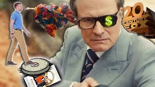 Studio interference RUINED Kingsman: The Golden Circle