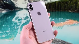 Using My iPhone X Caseless For Over a Week