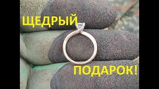 Обалдел от находки Поиск золота с NOKTA Anfibio Multi Фильм 81