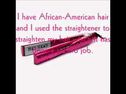My Bed Head Straightener Review