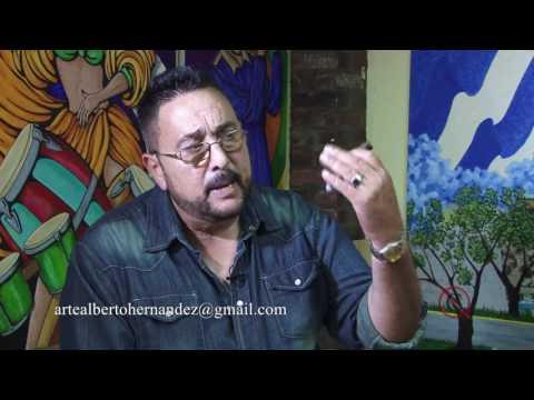 Alberto Hernandez the Cuban Artist