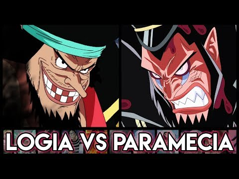 The TRUE Difference Between Logia And Paramecia Devil Fruits