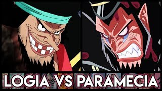 The TRUE Difference Between Logia And Paramecia Devil Fruits Explained | One Piece
