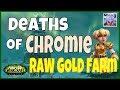 WoW Legion Gold Farming - Deaths of Chromie WoW Gold Guide - 7.2.5