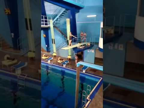 Прыжки в воду  Козел авербах