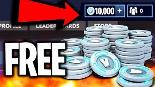 HOW TO GET UNLIMITED FREE V-BUCKS in FORTNITE! BEST WAY TO GET FREE VBUCKS FORTNITE BATTLE ROYALE!