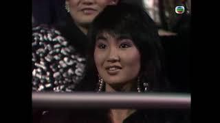 【张国荣/Leslie Cheung】十大劲歌金曲 不羁的风+分手 (1985) 【无水印高清修复版】