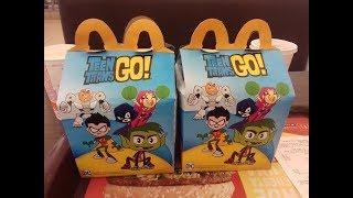 Cajita Feliz McDonald's Hello K...