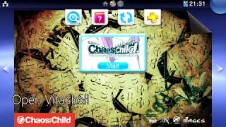 CHAOS;CHILD: Extracting English Vita version scripts